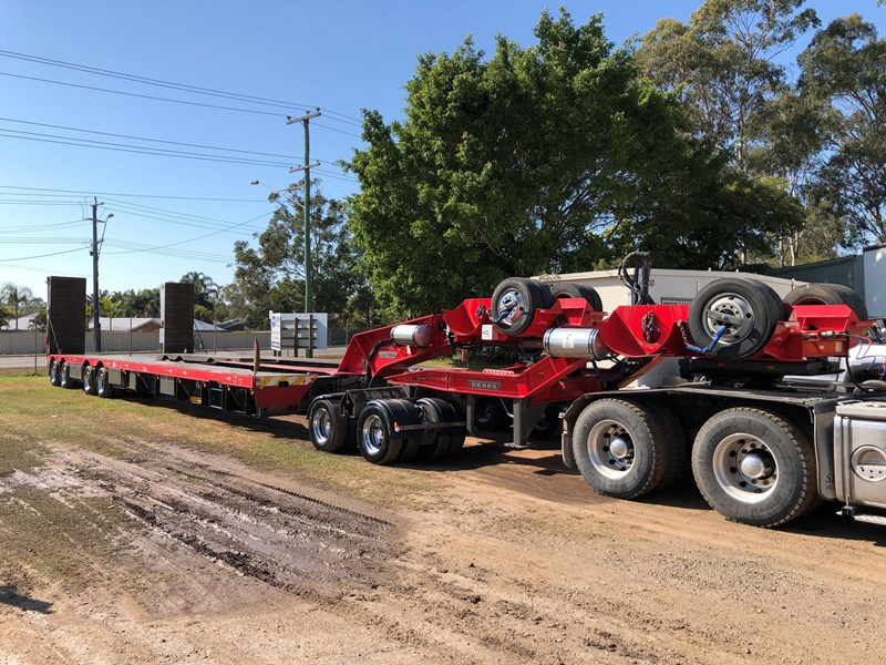 drake 4x8 low loader 2x8 dolly 740456 007