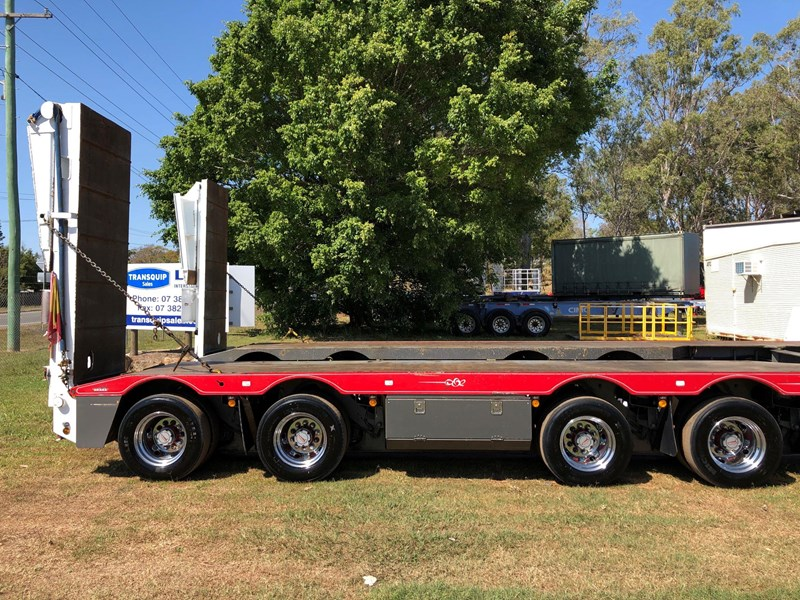 drake 4x8 low loader 2x8 dolly 740456 035