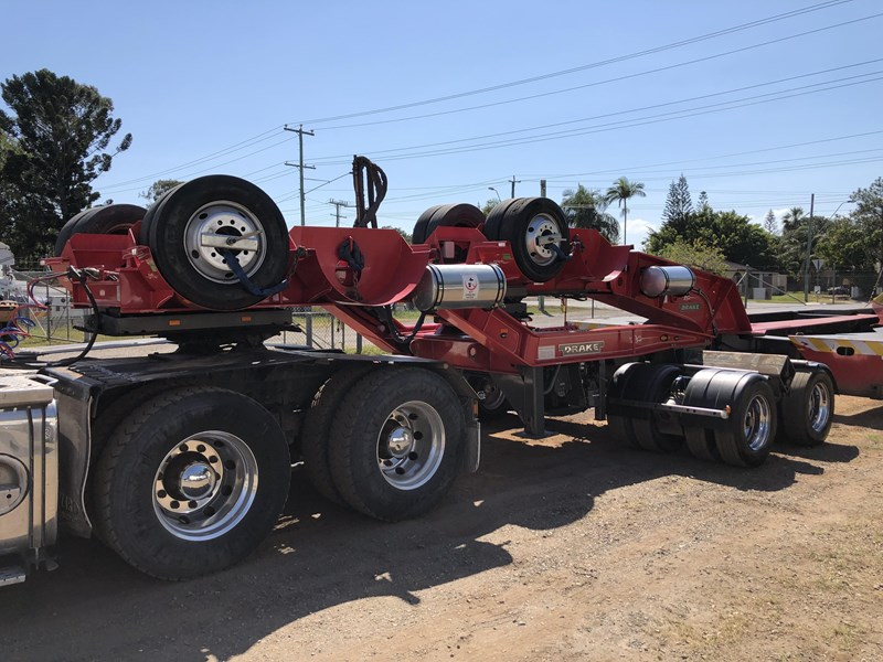 drake 4x8 low loader 2x8 dolly 740456 048