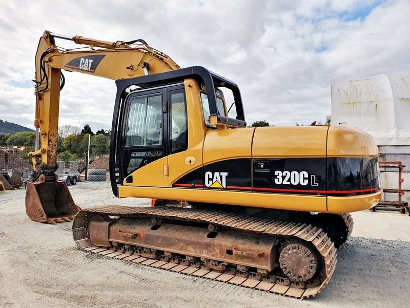 caterpillar 320cl 741629 001