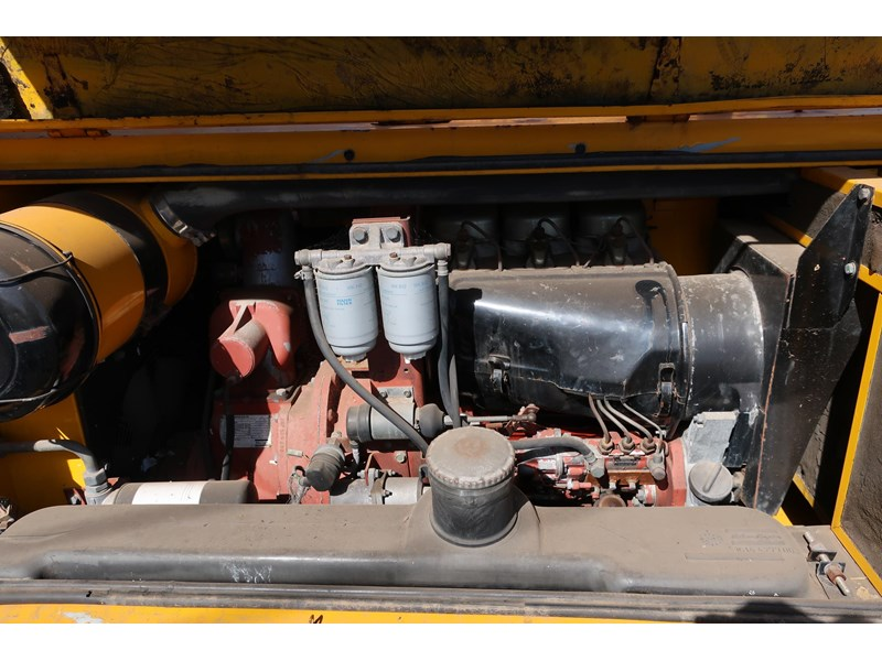 atlas copco xas85 trailer mounted compressor 686227 006