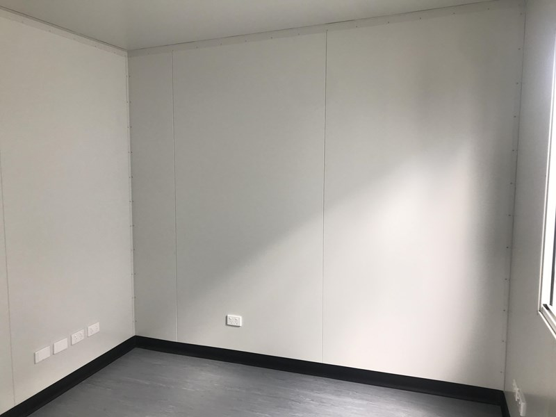 mcgregor 6.0m x 2.9m two room site office 742740 004