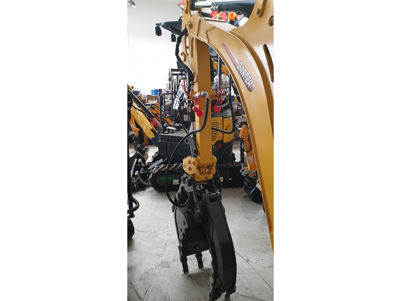 carter zero swing mini excavator 746874 005