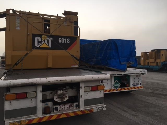 caterpillar 6018 be 706755 005