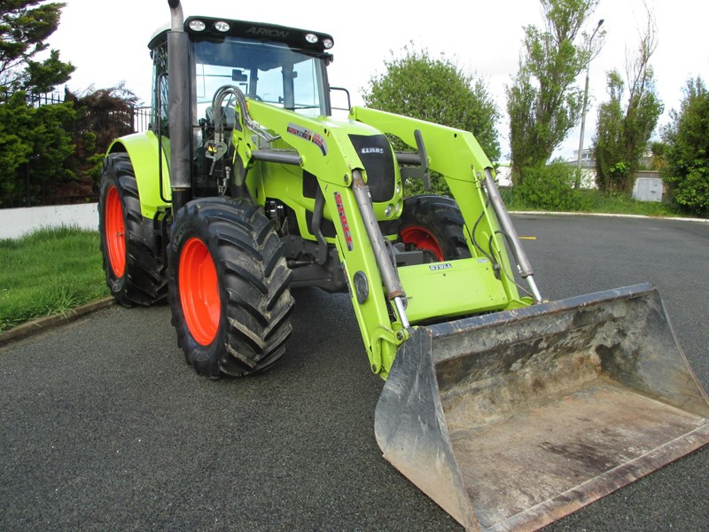 claas arion 610c 747386 007