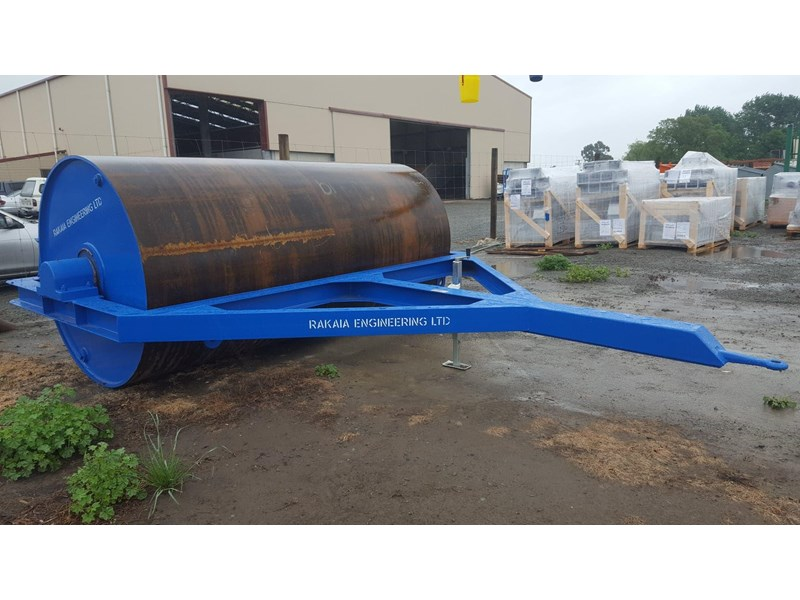 rel manufacturing 10 x 5 x ¾ water ballast roller 750256 001