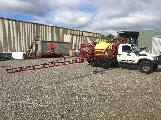 unknown spray rig (rig only) 750927 001