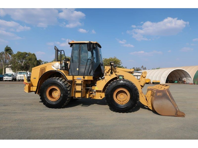 caterpillar 950h loader 751560 003