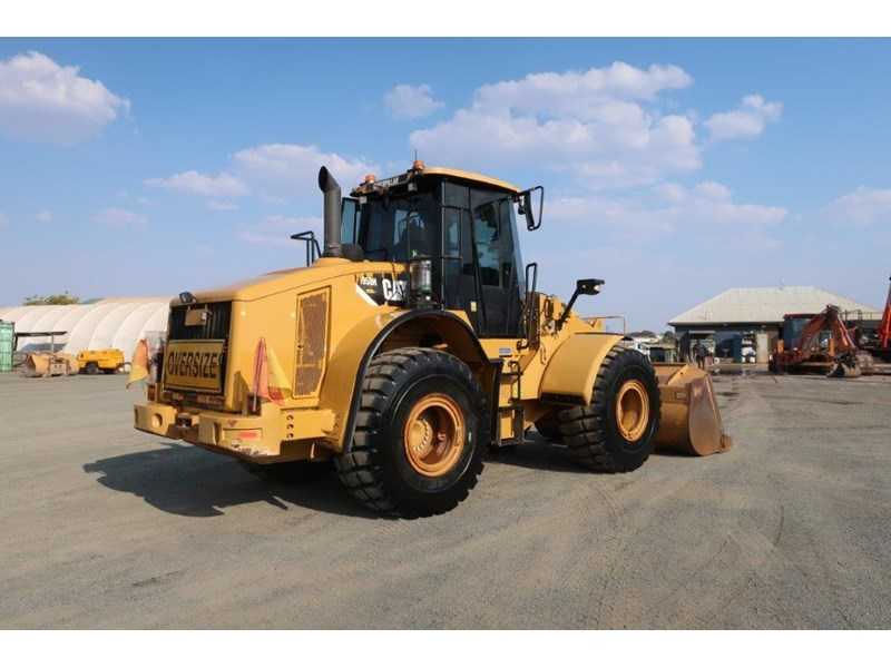 caterpillar 950h loader 751560 004