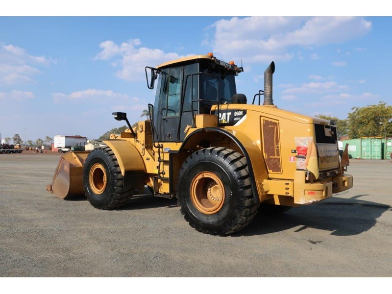 caterpillar 950h loader 751560 006