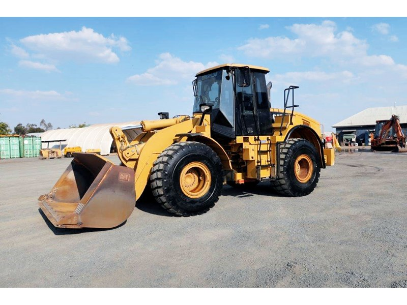 caterpillar 950h loader 751560 002