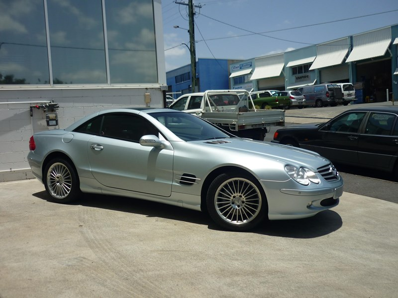 mercedes-benz sl500 754406 010