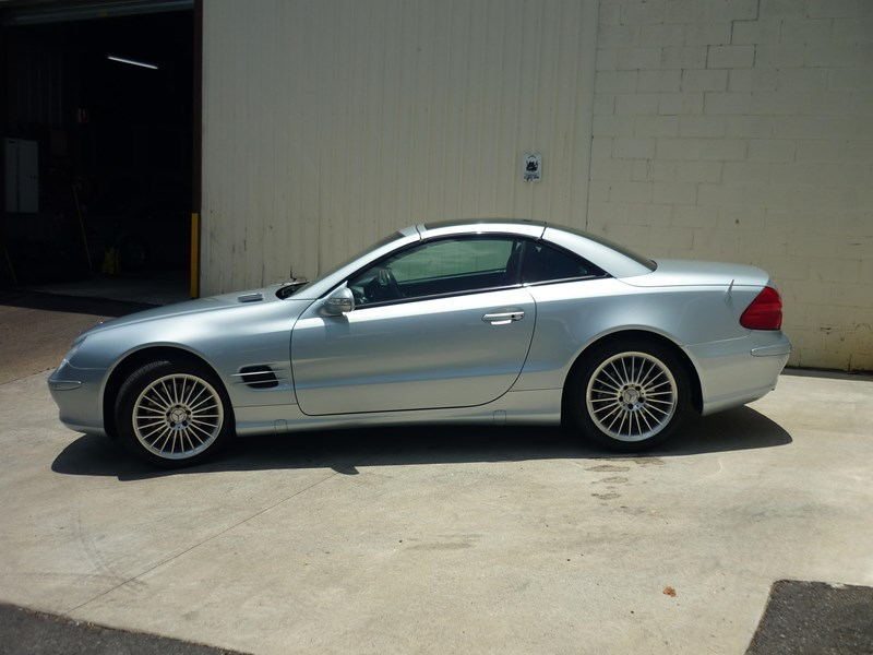 mercedes-benz sl500 754406 011