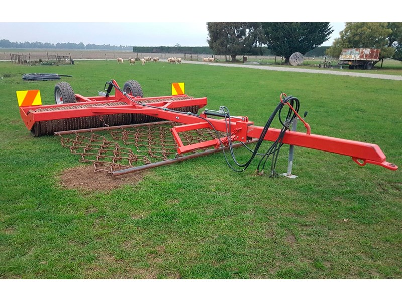cambridge roller & harrows 754906 001