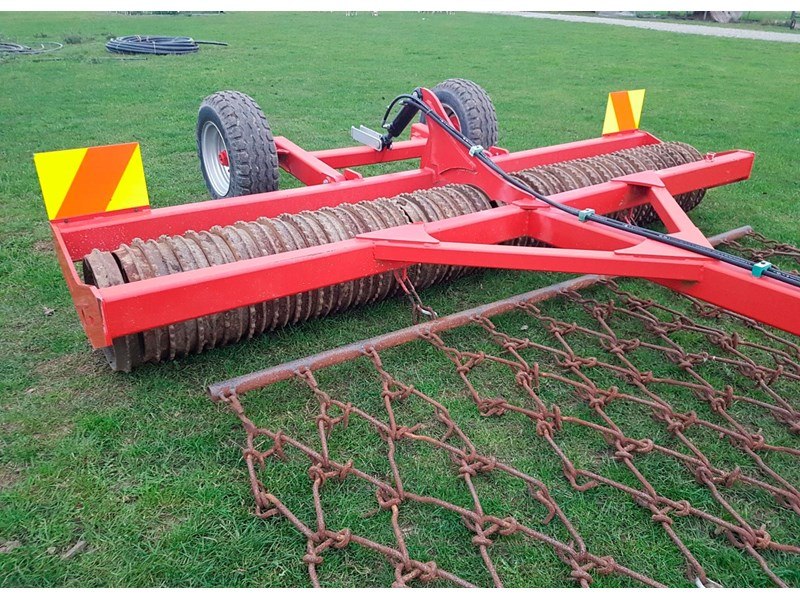 cambridge roller & harrows 754906 002