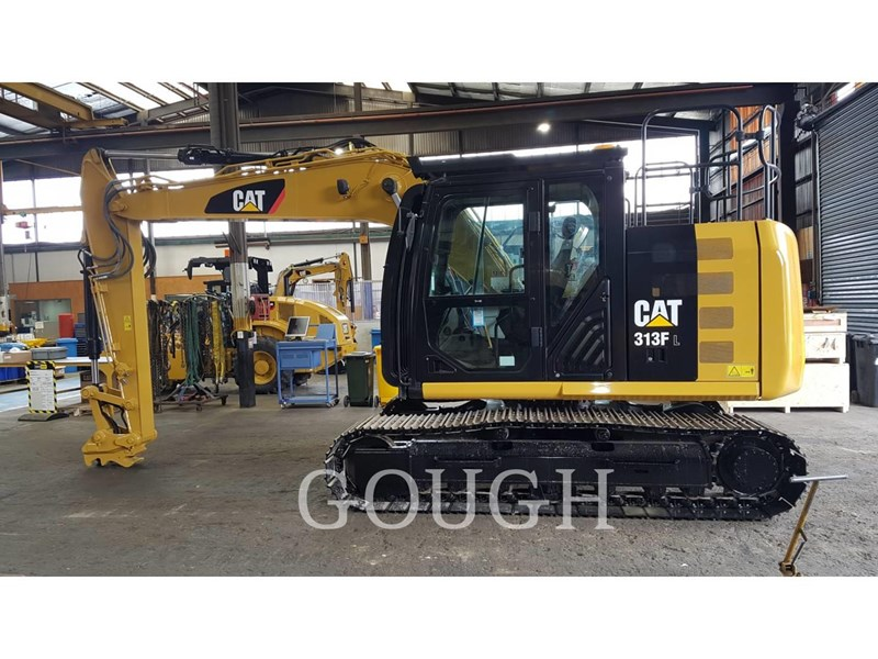 caterpillar 313fl 734878 001