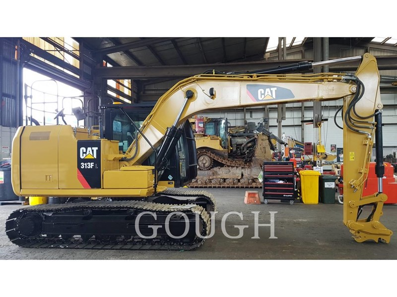 caterpillar 313fl 734878 002