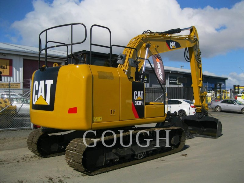 caterpillar 313fl 734879 003