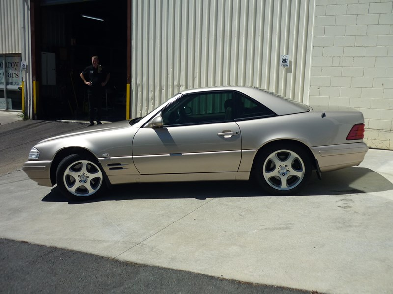 mercedes-benz sl320 755368 009
