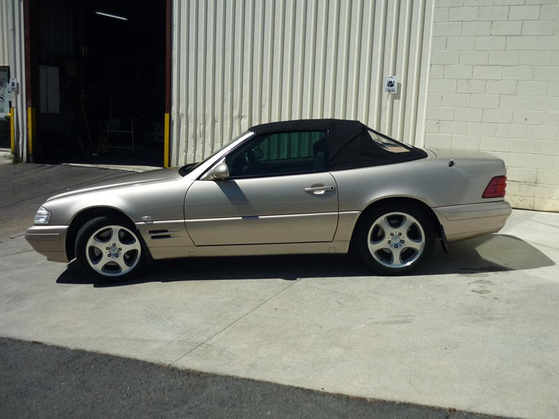 mercedes-benz sl320 755368 008
