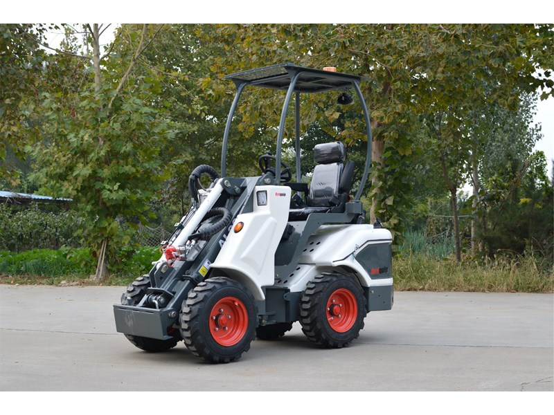 ozziquip al20 articulated loader with telescopic boom 758765 009