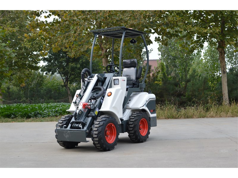 ozziquip al20 articulated loader with telescopic boom 758765 010