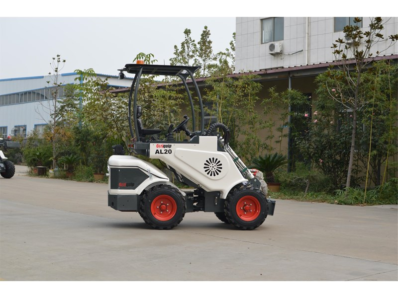 ozziquip al20 articulated loader with telescopic boom 758765 013