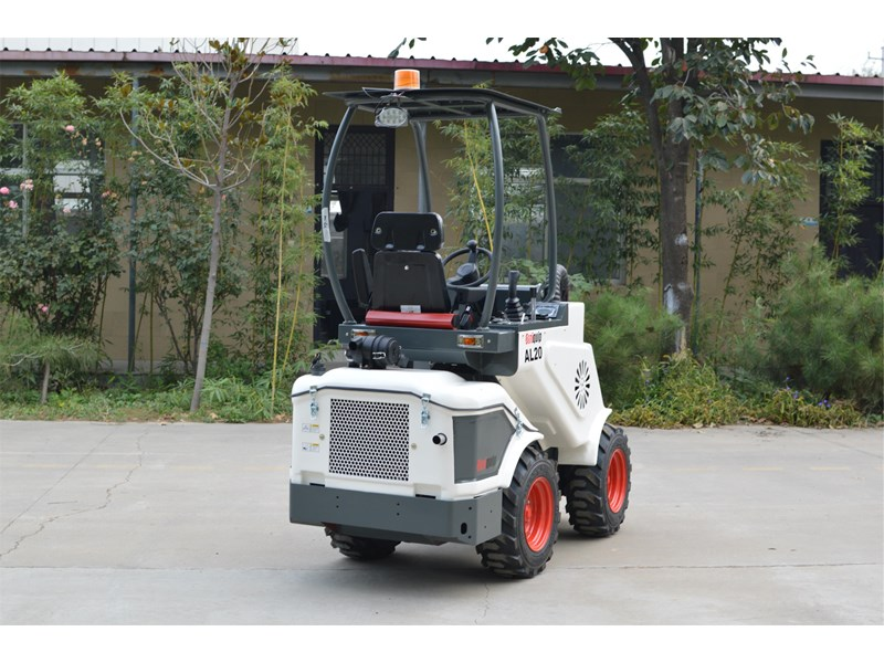 ozziquip al20 articulated loader with telescopic boom 758765 015