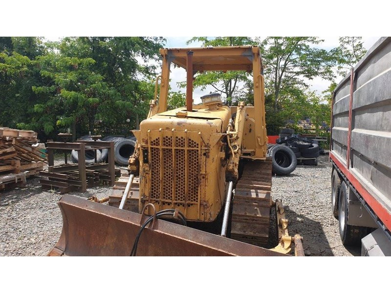 caterpillar d4e bulldozer 766024 002