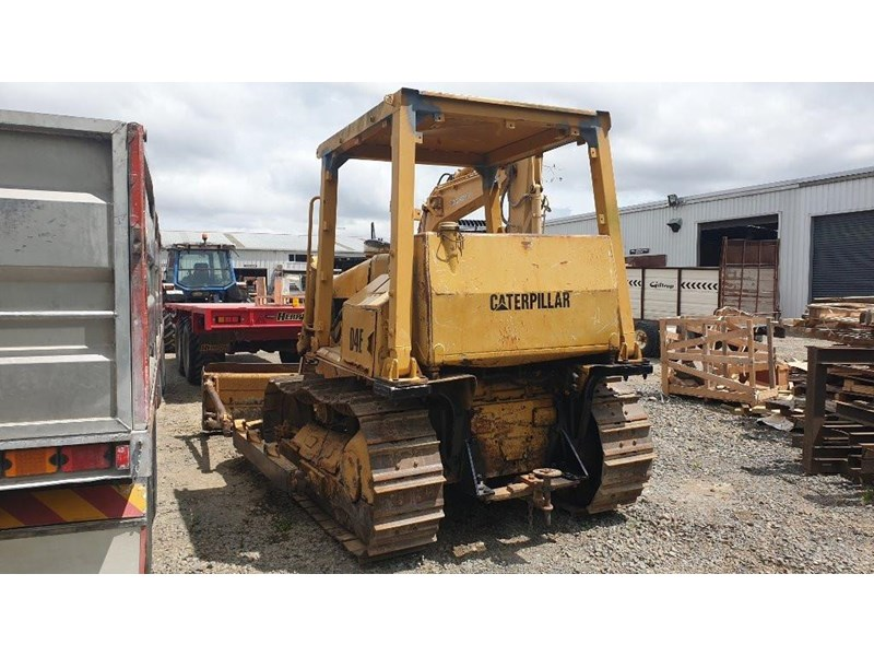 caterpillar d4e bulldozer 766024 004
