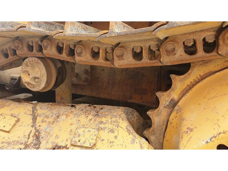caterpillar d4e bulldozer 766024 010