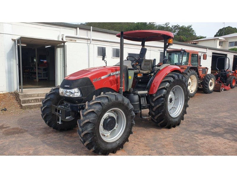 case ih jx90 4wd tractor 767512 001