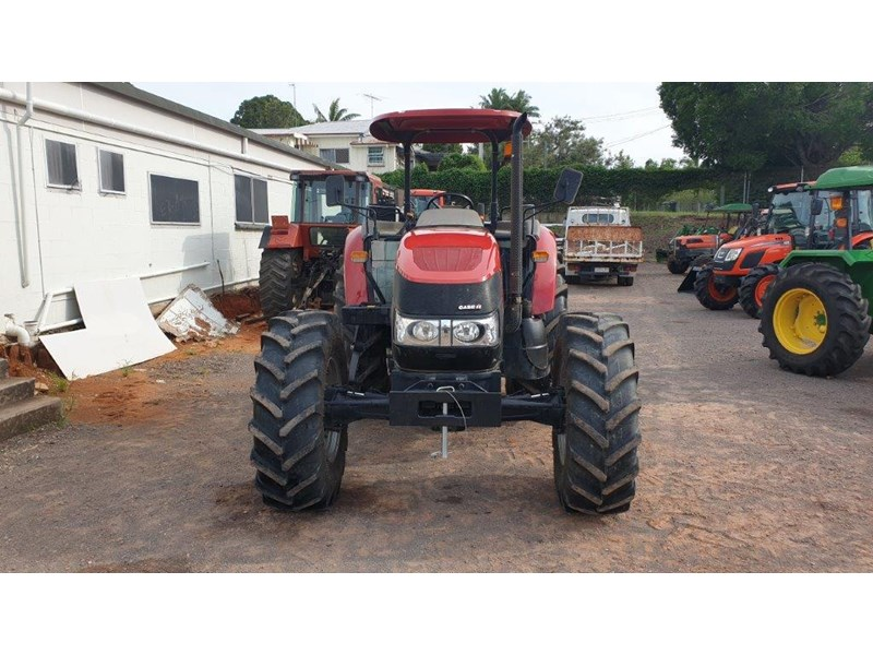 case ih jx90 4wd tractor 767512 002