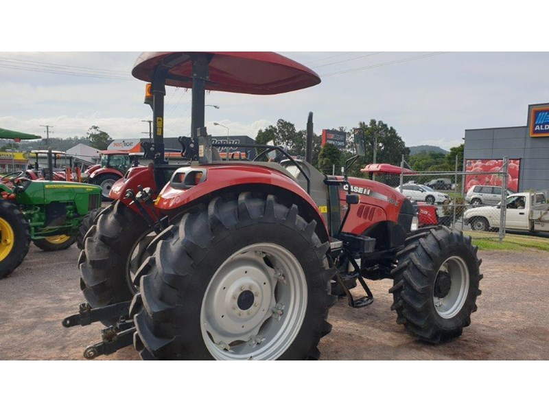 case ih jx90 4wd tractor 767512 004