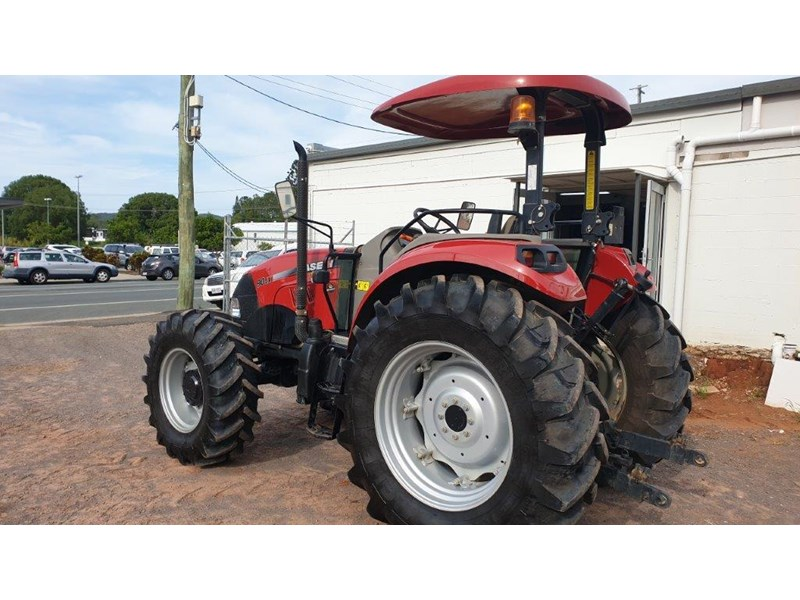 case ih jx90 4wd tractor 767512 006