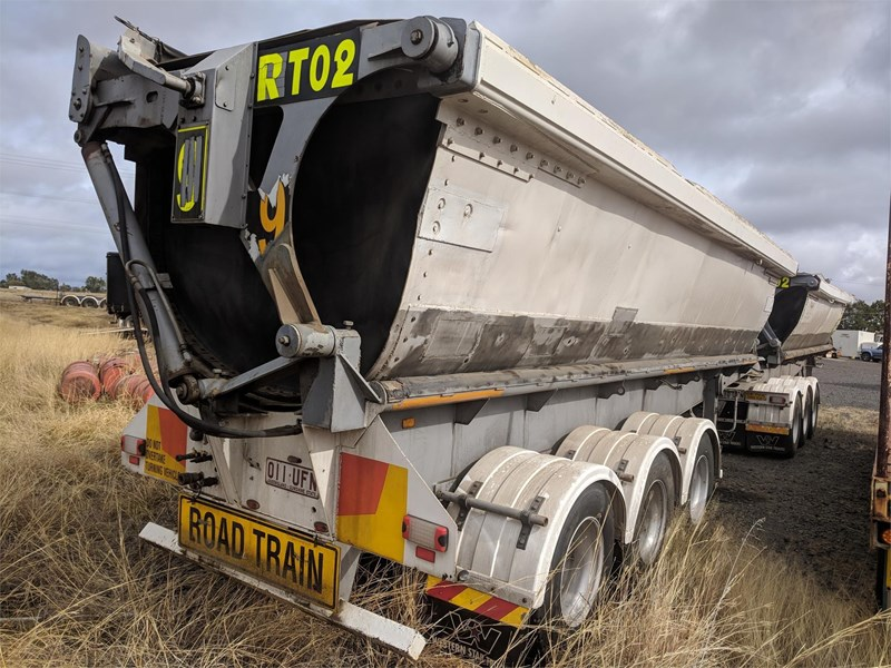 azmeb side tipper trailer 769132 001