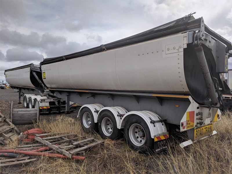 azmeb side tipper trailer 769132 009