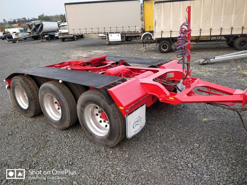 roadwest transport triaxle roadtrain dolly 769166 001