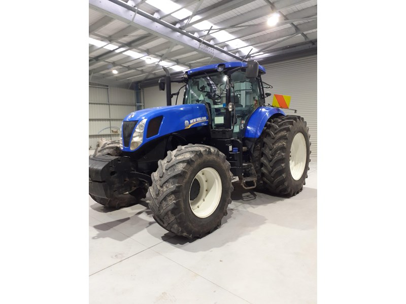 new holland t7.260 pc sw.. 760650 003