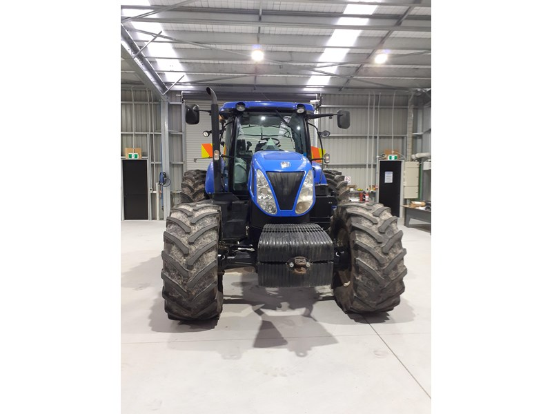 new holland t7.260 pc sw.. 760650 004