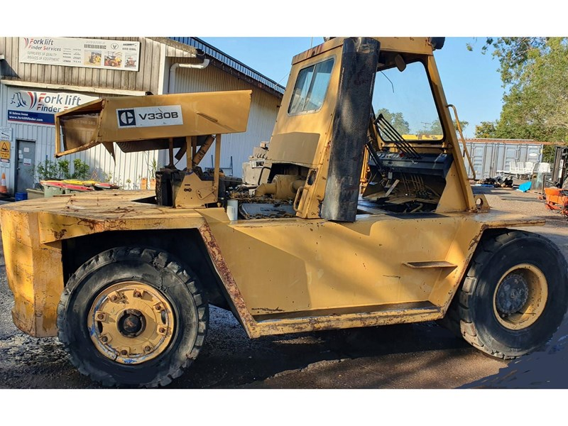 caterpillar v330b 14.3t (4.5m lift) 769985 002