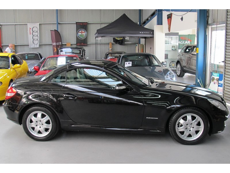 mercedes-benz slk200 kompressor 770481 006