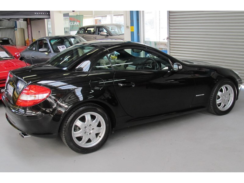 mercedes-benz slk200 kompressor 770481 007