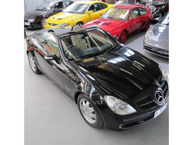 mercedes-benz slk200 kompressor 770481 017