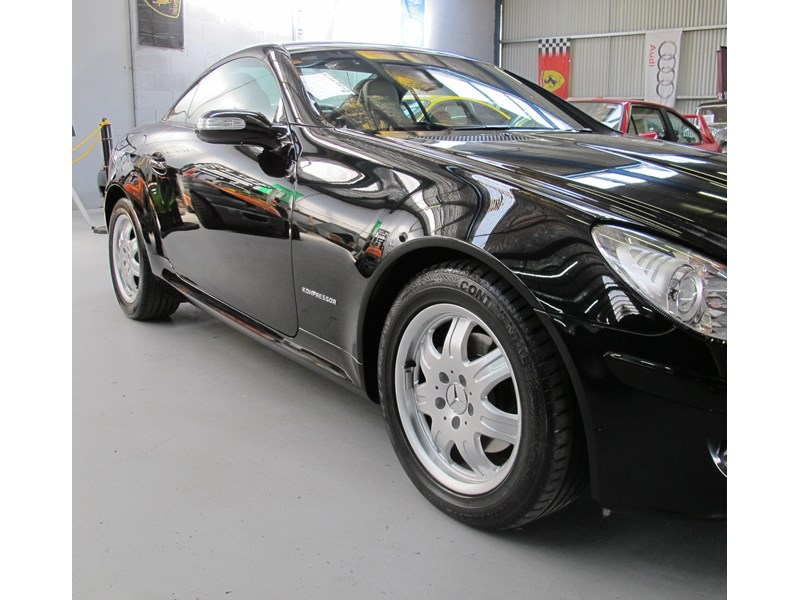 mercedes-benz slk200 kompressor 770481 002