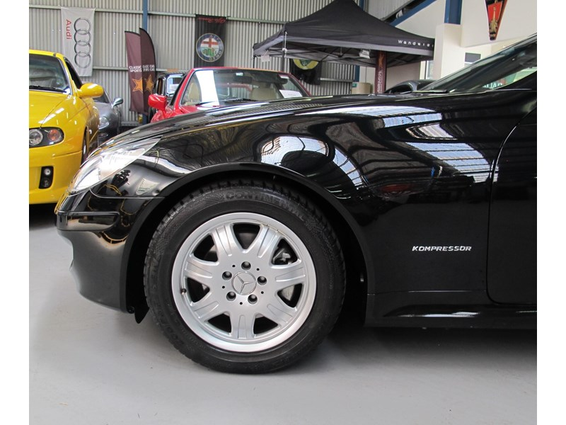 mercedes-benz slk200 kompressor 770481 014