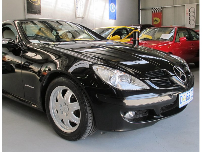 mercedes-benz slk200 kompressor 770481 003