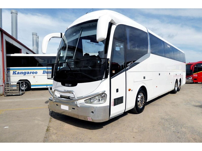 iveco chassis irizar bodied 770567 020