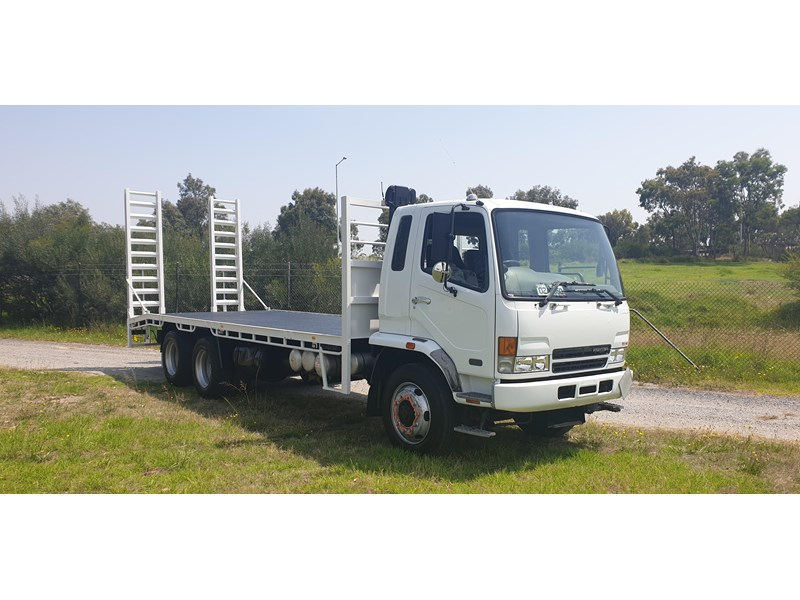 fuso fighter fn600 771167 001