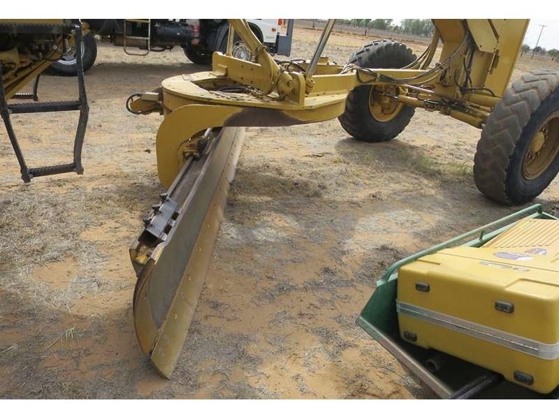 caterpillar 140h vhp series 2 771486 008